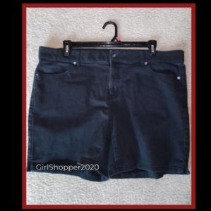 ❗ Ladies Faded Denim Shorts (#2)